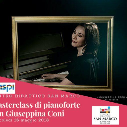 masteclass pianoforte