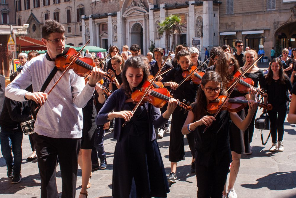 Scuola San Marco corso violino