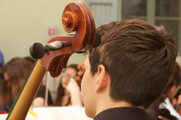 Scuola San Marco corso violoncello