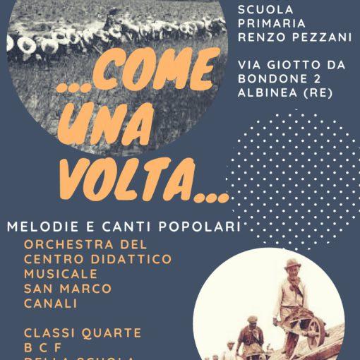 Orchestra San Marco in cocerto ad Albinea