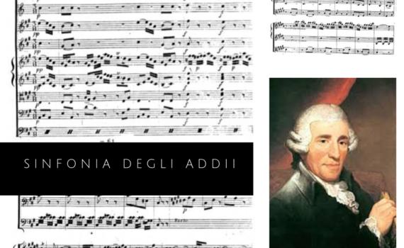 Haydn sinfonia degli addii