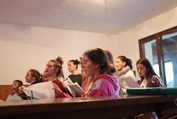 corso coro Reggio Emilia