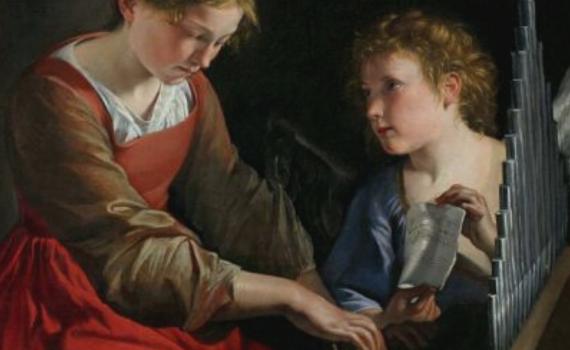 Santa Cecilia patrona musicisti