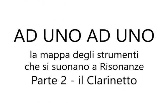 Clarinetto Gaetano Nenna